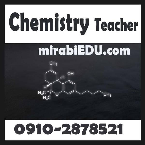 تدریس شیمی دانشگاهی خصوصی و گروهی