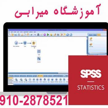 تدریس خصوصی نرم افزار SPSS