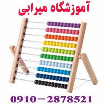 آموزشگاه چرتکه در شرق تهران