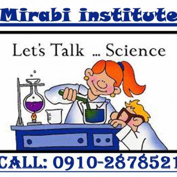 Sciences teacher in Tehran