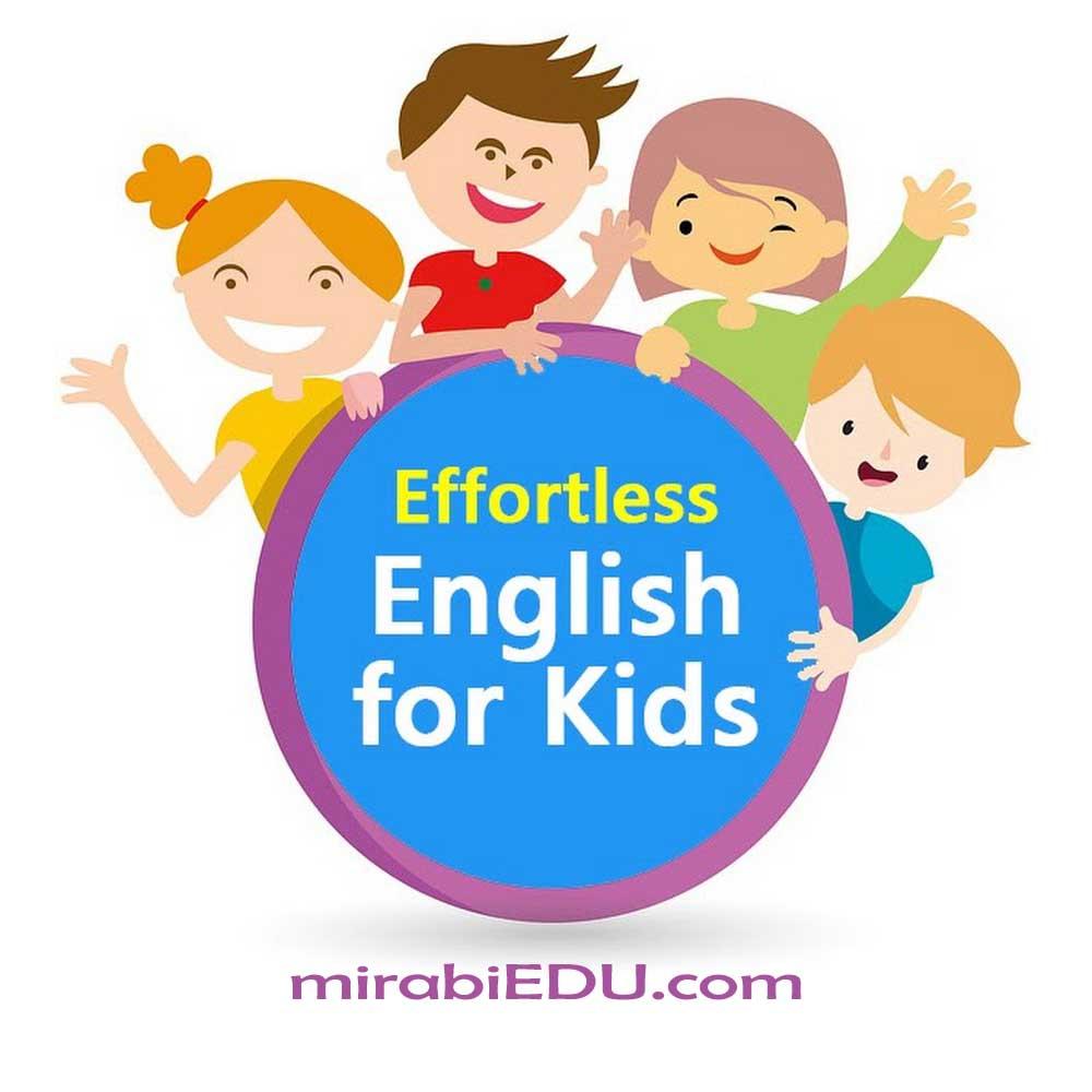 تدریس زبان انگلیسی به کودکان