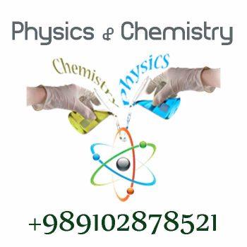 physics and chemistry tutor